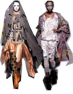 estilo Vivienne Westwood