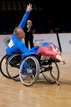2013 IPC Wheelchair Dance Sport Continents Cup by Anton Galitskiy  Have you heard about Wheelchair Dance Sport? Over 100 athletes from nearly 20 countries lined up for the 2013 IPC Wheelchair Dance Sport Continents Cup which started on Saturday 31 August in Moscow, Russia.