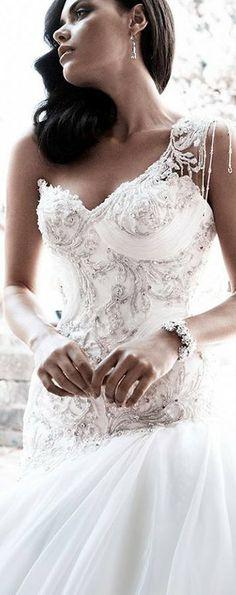 Beautiful #Wedding Dress