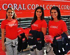 Bancada CORAL #Rally #CervejaCORAL