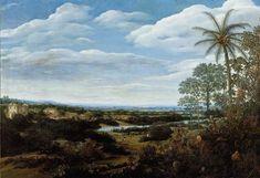 Landschap met Jiboia 1660c