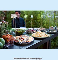 Auntie Em's Catering - Buffet