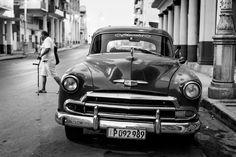 #cuba #havana #lahabana #chevrolet #oldcars #oldtimer #vintage #blackandwhite #bw #roadtrip #streets #capitalcity
