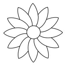 Bloemen kleurplaten | Leuk voor kids