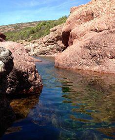 Region de Calvi - Le Fango (Fangu en corse) est un petit fleuve côtier e l'île de Corse. Il coule dans le département de Haute-Corse.
