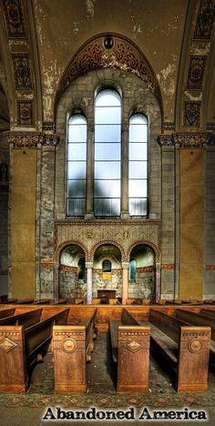 Church of the Transfiguration, Philadelphia | Abandoned America