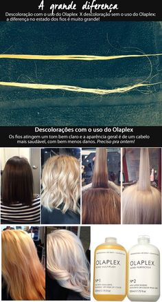 Olaplex: Pra Descolorir Sem Estragar