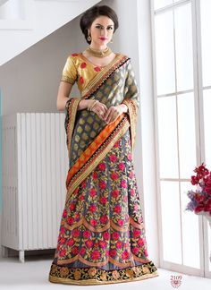 Latest fashion designer lehenga saree collection for women and girl this collection for Pakistani And Indian women used and other country women. http://newlatestfashion.com/lehenga-saree-for-women-2016/