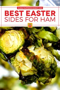 Everyone knows side dishes are the real star of any holiday meal! Our Easter Side Dishes make perfect pairings for ham, lamb, roast beef, and more. Find your new favorite Easter dinner ideas here! #SundaySupper #easterrecipes #easter #easterdinner #dinnerrecipes #dinners #sidedishes #sidedish #sides Side Dishes For Ham, Easter Side Dishes, Best Side Dishes, Side Dish Recipes, Spring Recipes, Easter Recipes, Holiday Recipes, Dinner Recipes, Ham Dinner