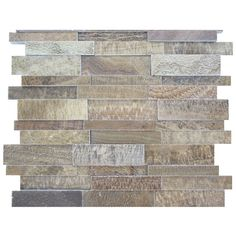 Splashback Glass Tile Dimension Brick Wood Onyx Pattern 12 in. x 12 in. Marble Mosaic Floor and Wall at The Home Depot Marble Mosaic, Stone Mosaic, Stone Tiles, Mosaic Glass, Splashback Tiles, Kitchen Backsplash, Grey Backsplash, Grey Kitchen Walls, Grey Walls