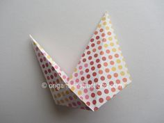 Origami Modular Roulette Step 7