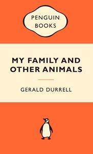 """Each day had a tranquility a timelessness about it so that you wished it would never end. But then the dark skin of the night would peel off and there would be a fresh day waiting for us glossy and colorful as a child's transfer and with the same tinge of unreality.""   ~ Gerald Durrell, My Family and Other Animals ~ 1956"