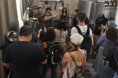 Negev Brewery Visitor Center