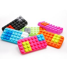 Block Case for iPhone ブロック型iPhoneケース