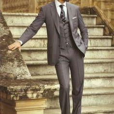 C Anthony Men's Apparel Suits - Slim Fit Suits