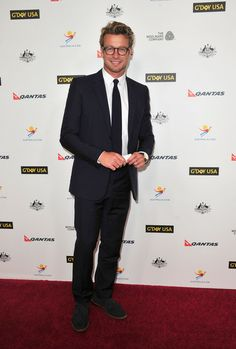 Simon Baker - 2014 G'Day USA Los Angeles Black Tie Gala - Arrivals