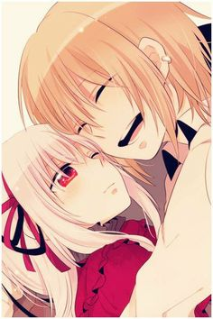 Anna and Totsuka