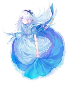 Eve in  Wonderland - Elsword
