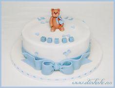 Elias 1500kr Baby Christening Cakes, Bebe Shower, Baby Boom, First Birthday Cakes, Baby Shower Cakes, First Birthdays, Desserts, Food, Cake Birthday