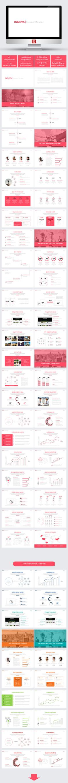 Innova Powerpoint Template