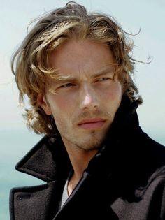 Benoit Marechal, French dancer, actor, and model