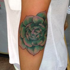 New Ideas For Succulent Tattoo Outline Ink Elbow Tattoos, Love Tattoos, Tatoos, Floral Tattoos, Pretty Tattoos, Tattoo Drawings, I Tattoo, Tattoo Life, Succulent Tattoo