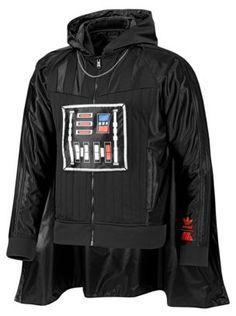 Chamarra Adidas Darth Vader