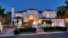 A stunning estate sure to leave any guest with dramatic first impressions.