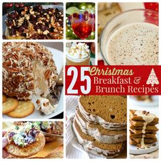 25 Christmas Breakfast and Brunch Recipes