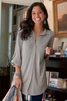 Soft Sunday Shirt from Soft Surroundings