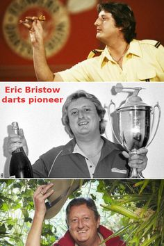 Tribute to five-time world darts champion Eric Bristow, who has died aged 60 and helped to transform the game. Eric Bristow, Play Darts, Self Styled, Sport Inspiration, Premier League, Liverpool, Champion, Fans, Profile