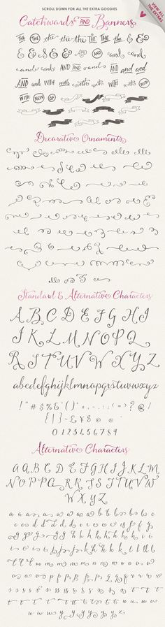 Journal, hand lettering, alphabet, font Easy hand drawn lettering great for journaling scrapbooking wedding invitations Script Typeface, Hand Lettering Fonts, Creative Lettering, Lettering Styles, Brush Lettering, Typography Fonts, Typography Design, Simple Calligraphy Alphabet, Easy Caligraphy