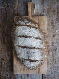 Eltefritt brød med hampmel og linfrø - Mat Pa Bordet