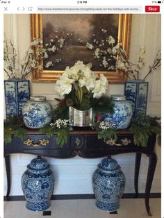Gorgeous vignette!