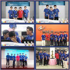 Tim-tim Terbaik STMIK Mikroskil Bertanding di Kompetisi Pemrograman Tingkat Internasional: ACM ICPC Asia Jakarta 2015 read more>> https://www.facebook.com/media/set/?set=a.926971057340028.1073741884.161738487196626&type=3