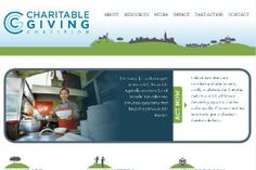 The Charitable Giving Coalition has a new website. What do you think of it?