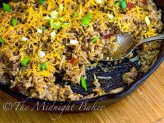 Fajita Rice Skillet Dinner