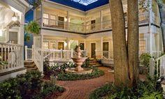 Seaside Florida Bed and Breakfast, Fernandina Beach Hotels, Amelia Island Inn ~ The Addison on Amelia