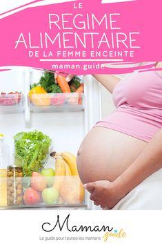 Que devez-vous #manger pendant votre #grossesse ? Suivez le guide du #régime alimentaire de la #femme #enceinte