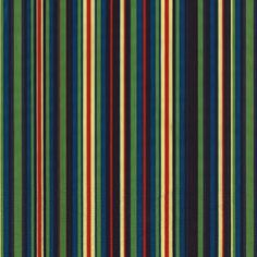 Michael Miller House Designer - Stripes - Play Stripe in Retro