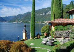 Villa La Cassinella | Lenno #lakecomoville