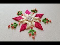 Getting to Know Brazilian Embroidery - Embroidery Patterns Embroidery Online, Embroidery Stitches Tutorial, Types Of Embroidery, Learn Embroidery, Embroidery For Beginners, Embroidery Techniques, Embroidery Thread, Hand Embroidery Flowers, Hand Embroidery Patterns