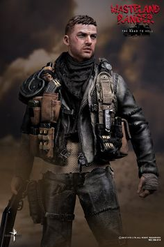 onesixthscalepictures: VTS Toys Mad Max WASTELAND RANGER : Latest product news for 1/6 scale figures (12 inch collectibles).