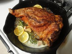 C H E W I N G T H E F A T: Thomas Keller's recipe for Santa Maria-style Tri-Tip Roast Beef