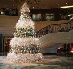 Looks like a Dr Suess Christmas tree