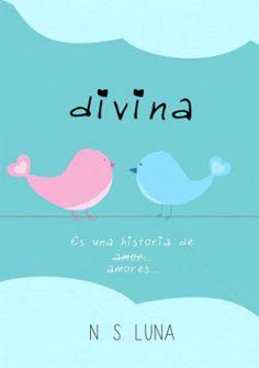 BIBLIOTECA ACUARIUS: DIVINA - N. S. LUNA