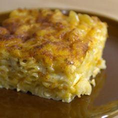 John Legends mac and cheese - amazing. I made night before. Def make ...