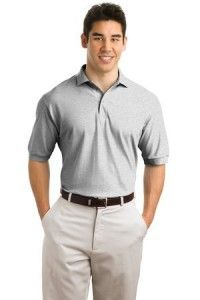 Hanes Men's ComfortSoft® Cotton Pique' Polo, Multi Pack. New and improved! Better fit, higher stitch density and a softer hand. 7-ounce, 100% cotton pique, welt collar and cuffs, double-needle bottom hem. Clean finished three-button placket with wood tone buttons. Product Features clean-finished placket with three woodtone buttons preshrunk pique knit high-stitch density for superior embellishment platform welt collar and cuffs double-needle bottom hem. http://gettashirt.com