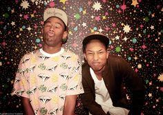 Tyler The Creator And Pharrell