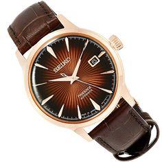 Seiko Automatic, Automatic Watch, Seiko Presage, Japan, Seiko Watches, Sport Watches, Stainless Steel Case, Jdm, Omega Watch
